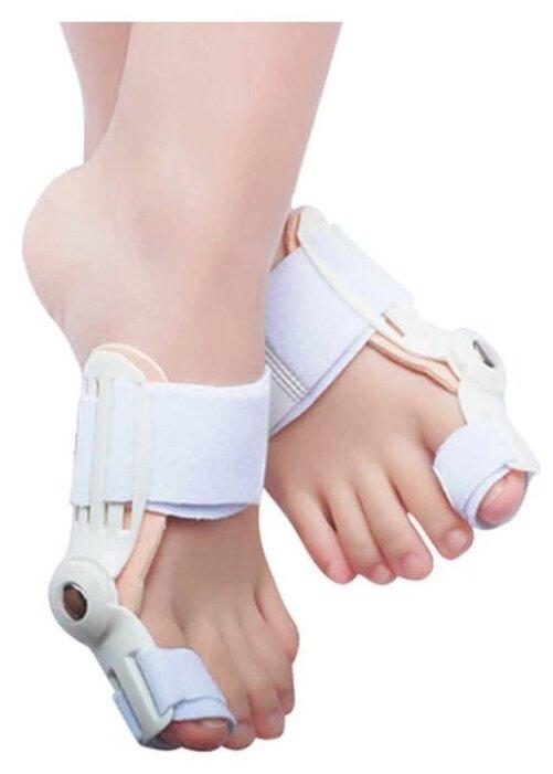 Toex Корректор против косточки на ноге 1 пара