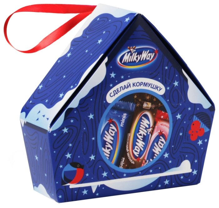 "Набор конфет Milky Way ""Кормушка"" 155 г"