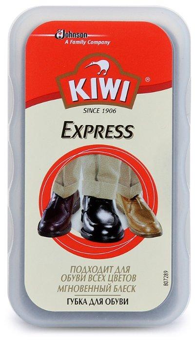 Kiwi Express губка без дозатора бесцветный