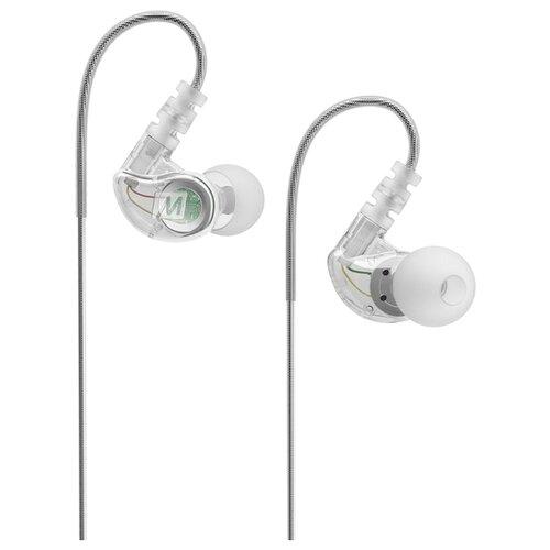 Наушники MEE audio M6 2 clearНаушники и Bluetooth-гарнитуры<br>