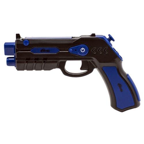 Геймпад Ritmix GP-056BTH черный/синий