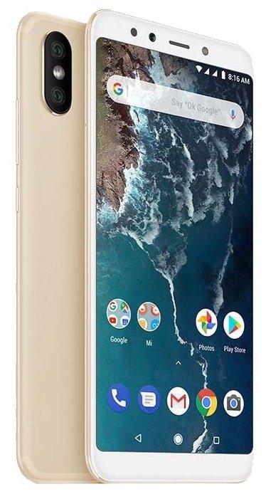 Смартфон Xiaomi Mi A2 4/32GB