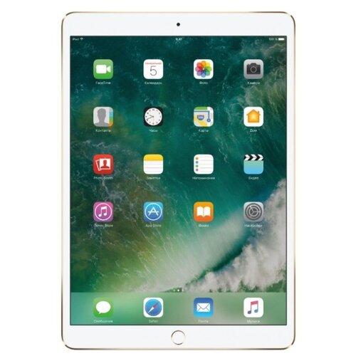 Планшет Apple iPad Pro 10.5 512Gb Wi-Fi + Cellular goldПланшеты<br>