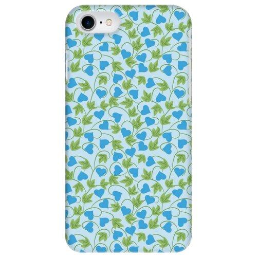 Чехол Mitya Veselkov IP7.MITYA-038 для Apple iPhone 7/iPhone 8 сердца-растения чехол для iphone 5 mitya veselkov птички невелички