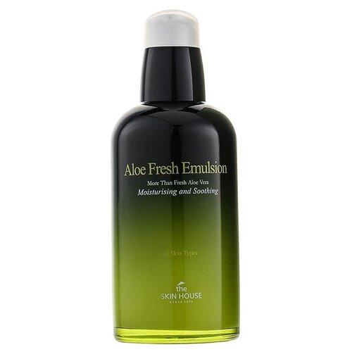 The Skin House Aloe Fresh Emulsion Увлажняющая эмульсия для лица с экстрактом алоэ, 130 мл