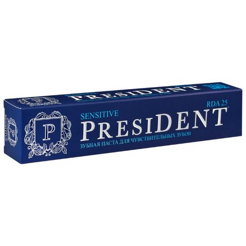 Зубная паста PresiDENT Sensitive 75 млЗубная паста<br>