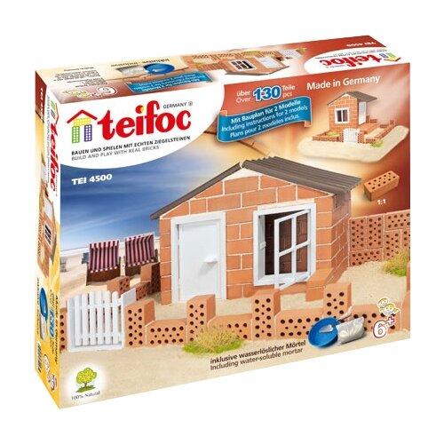Купить Конструктор TEIFOC Classics TEI4500 Летний домик, Конструкторы