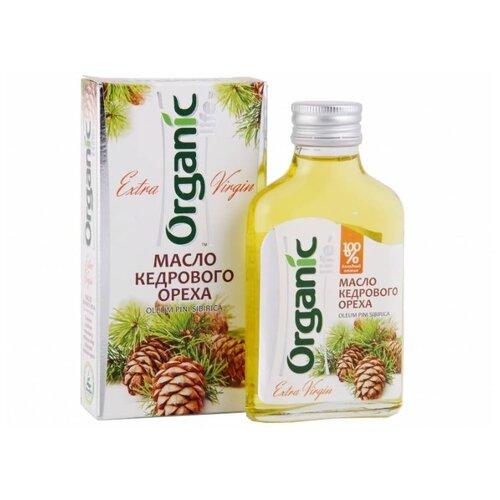 Organic Life Масло кедрового ореха 0.1 л