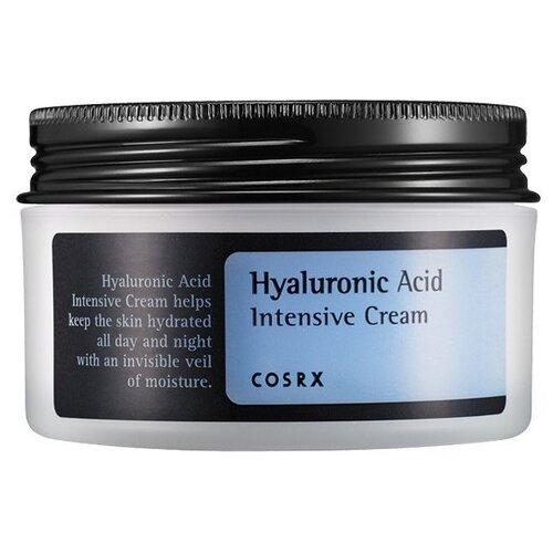 COSRX Cream Hyaluronic Acid Intensive Крем увлажняющий для лица с гиалуроновой кислотой, 100 мл крем для ухода за кожей eunyul с гиалуроновой кислотой 100 мл