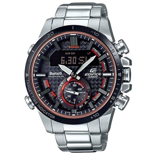 Наручные часы CASIO ECB-800DB-1A наручные часы casio ecb 800dc 1a