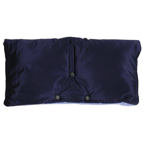 Купить Чудо-Чадо Муфта для рук флис/липучка синий, Аксессуары для колясок и автокресел