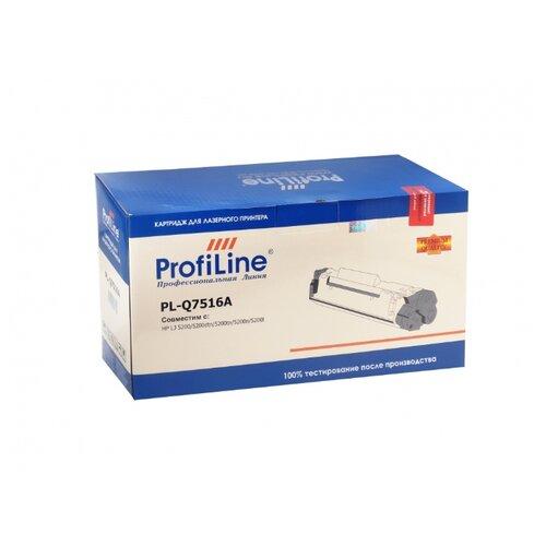 Фото - Картридж ProfiLine PL-Q7516A, совместимый картридж profiline pl 50f2h00