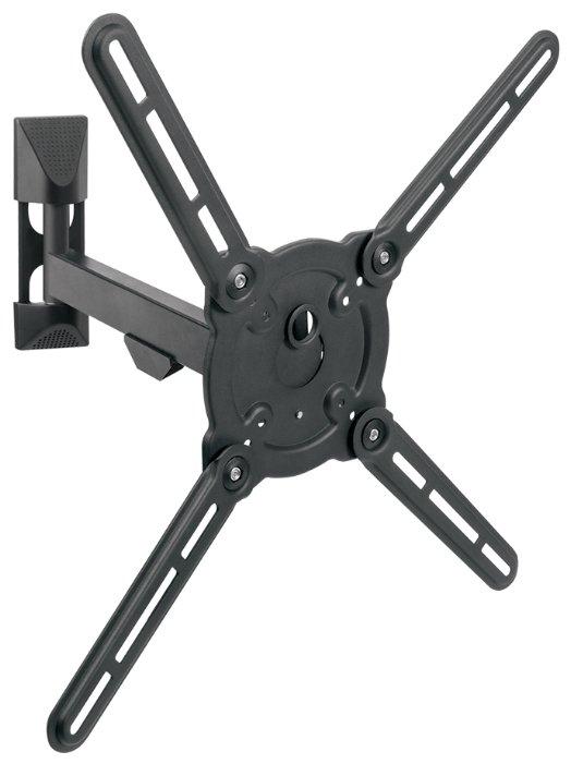 Kromax Кронштейн ATLANTIS-10 grey Наклонно-поворотный для LED TV 22