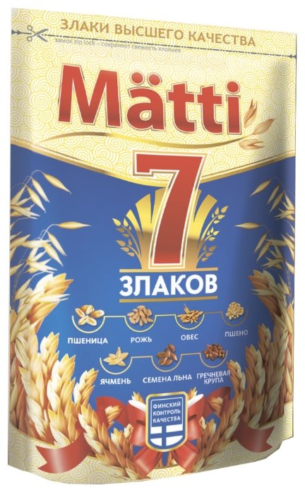 Matti Каша 7 злаков, 400 г