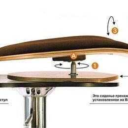 Массажные столы и стулья - Cиденье-тренажер «Спина ОК» (эконом), 0