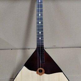 Щипковые инструменты - Балалайка Прима, 0
