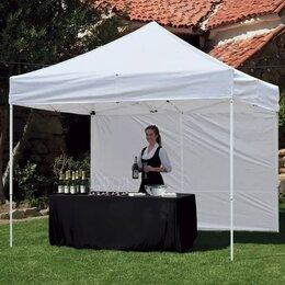 Рекламные конструкции и материалы - Мобильный шатер 3*3 м. Алюминиевый каркас, 0