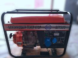 Электрогенераторы - Генератор бензиновый MAGNUS БГ7500, 0