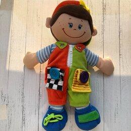 Мягкие игрушки - Мягкая игрушка развивающая, 0