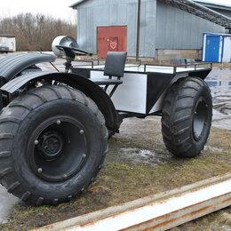 Мото- и электротранспорт - Вологодский каракат/болотоход/вездеход, 0