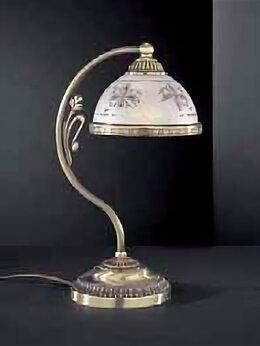 Настольные лампы и светильники - Настольная лампа Reccagni Angelo P 6002 P, 0