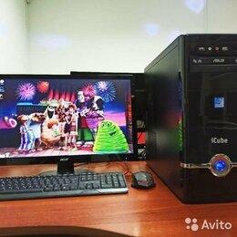Настольные компьютеры - Игровой Компьютер i5-3550 / GTX 1060 3GB, 0