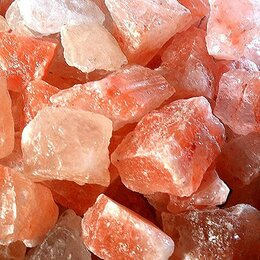 Камни для печей - Гималайская соль колотая 4-6 см (1 кг), 0