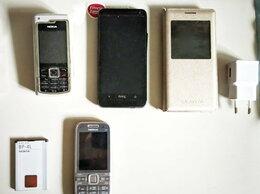 Мобильные телефоны - Телефоны Samsung Nokia HTC, 4 шт, 0