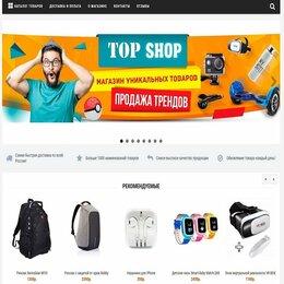 Интернет-магазин - Интернет магазин трендовых товаров Дропшиппинг, 0