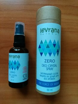Дезодоранты - Натуральный дезодорант «zero» без запаха 50мл…, 0