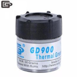 Термопаста - Термопаста GD900 (GD 900) 30гр, 0