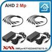 Комплект видеонаблюдения на 16 камер 1080р по цене 23600₽ - Камеры видеонаблюдения, фото 1