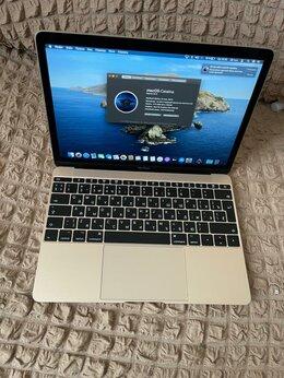 Ноутбуки - MacBook 12, 2017г, GOLD - золотой макьук Core m3…, 0