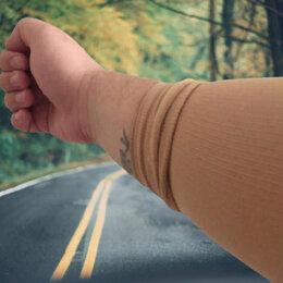 Тату оборудование - Скрытие татуировок - рукав телесного цвета, 0