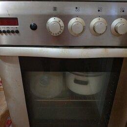 Плиты и варочные панели - Горение с электроподжигом и газконтролем, 0