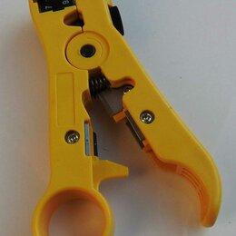 Клещи и бокорезы - Стриппер HLT-505 для зачистки кабеля, 0