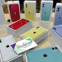 Мобильные телефоны - iPhone 11 128Gb yellow (желтый), 0
