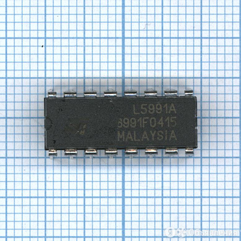 Kонтроллер ST MICRO L5991A по цене 43₽ - Системы Умный дом, фото 0