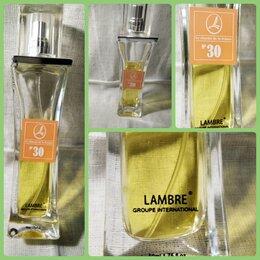 Парфюмерия - Парфюмированная вода бренд Lambre, 0