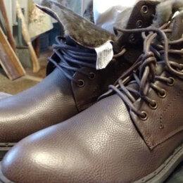 Ботинки - Зима Robert Wayne новые, 0