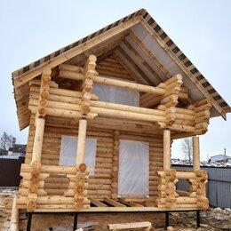 Готовые строения - Дом из бревна , 0