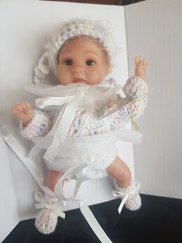 Куклы и пупсы - Миниатюрная кукла пупс, маленькая куколка новая.…, 0