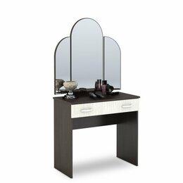 Столы и столики - Стол макияжный ст551м с зеркалом, 0