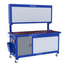 Мебель для учреждений - Верстак KronVuz TBW 111R2-7111R3-K2, 0