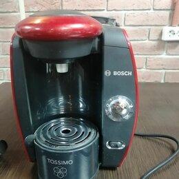 Кофеварки и кофемашины - Капсульная кофемашина Bosch , 0