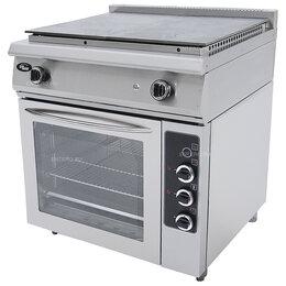 Промышленные плиты - Плита газовая Grill Master Ф5ЖТЛСПДГ с духовкой, 0