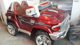 Радиоуправляемые игрушки - Детский автомобиль , 0
