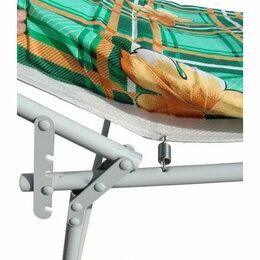 Диваны и кушетки - Кровать раскладная Плюс с матрасом 20 мм, 0