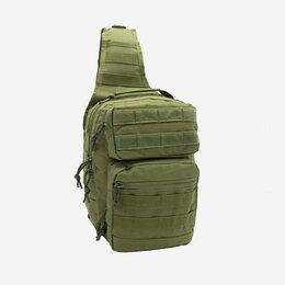 Рюкзаки - Однолямочный тактический рюкзак мужской, 0