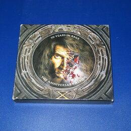 "Музыкальные CD и аудиокассеты - Rage ""10 years in Rage"" Japan VICP-8135, 0"